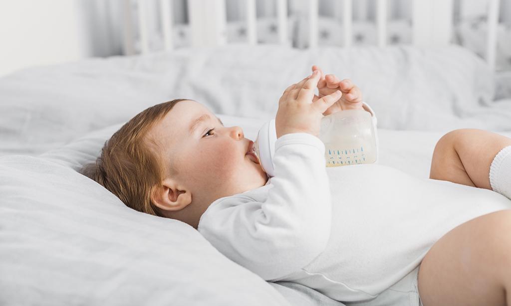 bébé allergique lait de vache APLV