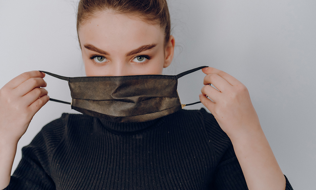 masque tissu allergie
